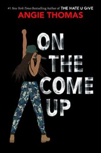 The 2020 Audie Awards: Best Audiobooks for Young Adults - On The Come Up by Angie Thomas