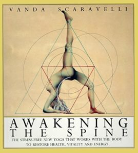 The best books on Yoga - Awakening the Spine by Vanda Scaravelli