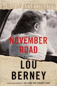 The Best Thrillers of 2019 - November Road: A Novel by Lou Berney