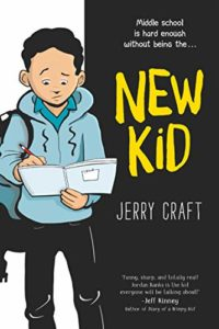 The Best Children's Books: The 2020 Newbery Medal and Honor Winners - New Kid by Jerry Craft
