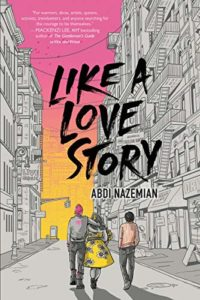 The 2020 Audie Awards: Best Audiobooks for Young Adults - Like a Love Story by Abdi Nazemian