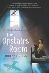 VE Day Books: Editors' Picks - The Upstairs Room by Johanna Reiss
