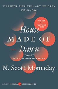The Best Native American Literature - House Made of Dawn by N. Scott Momaday