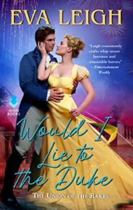 The Best Romance Books of 2020 - Would I Lie to the Duke by Eva Leigh