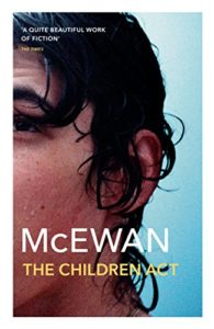 The best books on Justice and the Law - The Children Act by Ian McEwan