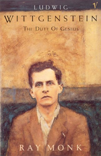The best books on Wittgenstein - Ludwig Wittgenstein: The Duty of Genius by Ray Monk