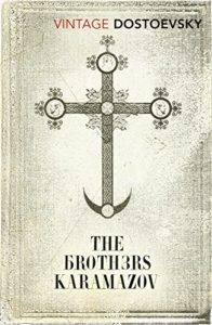 The best books on Christianity - The Brothers Karamazov by Fyodor Dostoevsky