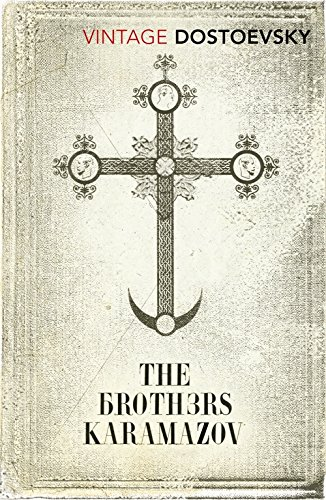 The best books on Moral Character - The Brothers Karamazov by Fyodor Dostoevsky