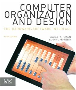 The best books on Learning Python and Data Science - Computer Organization and Design MIPS Edition: The Hardware/Software Interface by David A. Patterson & John L. Hennessy