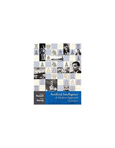 Artificial Intelligence: A Modern Approach by Peter Norvig & Stuart Russell
