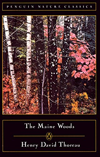 Laura Dassow Walls on Henry David Thoreau - The Maine Woods by Henry David Thoreau