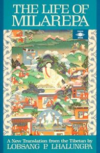 Meditation Books - The Life of Milarepa Translated by Lobsang P Lhalungpa