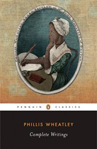 The best books on New England - Complete Writings by Phillis Wheatley