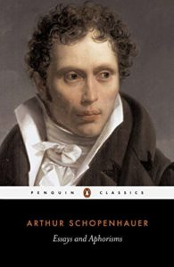 Essays and Aphorisms by Arthur Schopenhauer