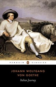 The Best Goethe Books - Italian Journey by Johann Wolfgang von Goethe