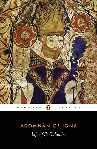 The best books on The Celts - Life of St Columba by Adomnan of Iona & Richard Sharpe