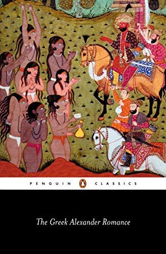 The Greek Alexander Romance by Richard Stoneman
