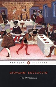 The Best Books to Read in Quarantine - The Decameron by Boccaccio