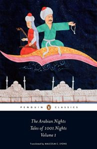 Classics of Arabic Literature - The Arabian Nights by Husain Haddawy & Muhsin Mahdi