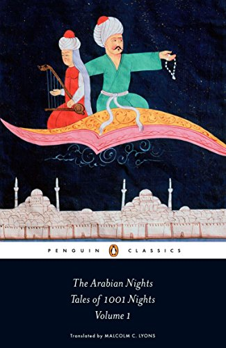 The Arabian Nights by Husain Haddawy & Muhsin Mahdi
