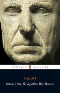 The best books on Augustus - Catiline's War, The Jugurthine War, Histories Sallust (trans. AJ Woodman)