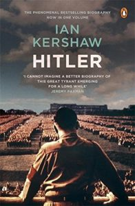 The best books on World War II - Hitler by Ian Kershaw