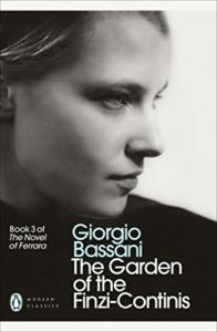 Tim Parks recommends the best Italian Novels - The Garden of the Finzi-Continis by Giorgio Bassani