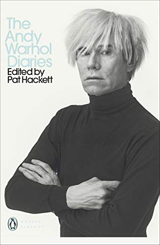 The Andy Warhol Diaries by Pat Hackett