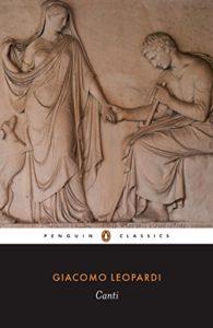 The Best Italian Literature - Canti by Giacomo Leopardi