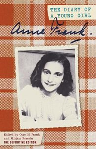 VE Day Books: Editors' Picks - The Diary of Anne Frank by Anne Frank