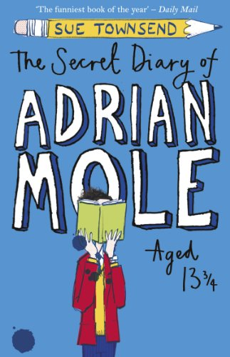 Books to Make Your Kids Laugh - The Secret Diary of Adrian Mole Aged 13 3/4 by Sue Townsend