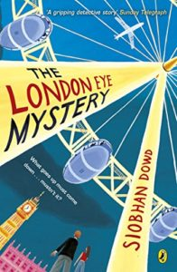 The best books on Kid Detectives - The London Eye Mystery by Siobhan Dowd