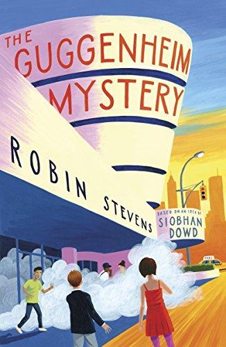 The best books on Kid Detectives - The Guggenheim Mystery by Robin Stevens