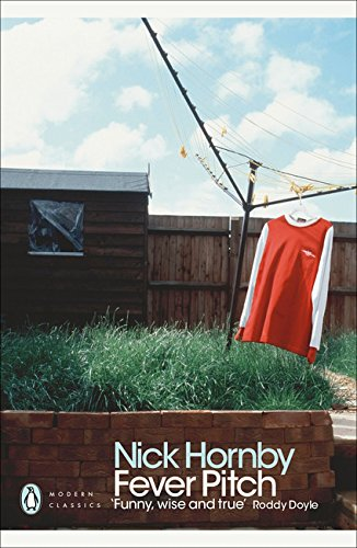 Best Football Books (in English) - Fever Pitch by Nick Hornby