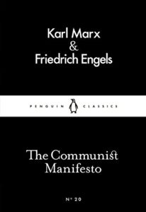 The best books on Global History - The Communist Manifesto by Karl Marx and Friedrich Engels