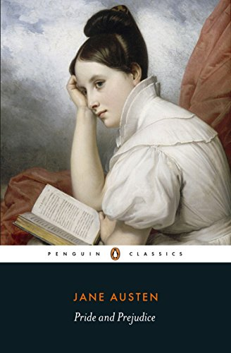 The Best Jane Austen Books - Pride and Prejudice by Jane Austen