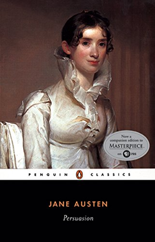 The Best Jane Austen Books - Persuasion by Jane Austen