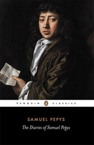 Books on Living Through an Epidemic - The Diary of Samuel Pepys by Samuel Pepys