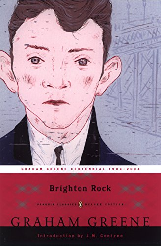 The Best Crime Fiction - Brighton Rock by Graham Greene