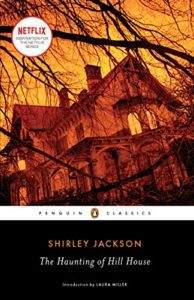 The Scariest Books - The Haunting of Hill House by Shirley Jackson