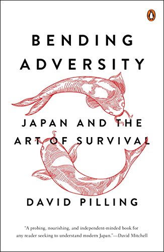 The best books on GDP - Bending Adversity: Japan and the Art of Survival by David Pilling