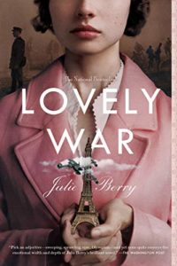 The 2020 Audie Awards: Best Audiobooks for Young Adults - Lovely War by Julie Berry