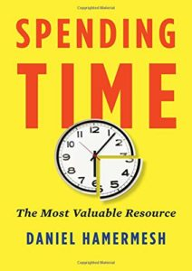 Books that Show Economics is Fun - Spending Time: The Most Valuable Resource by Daniel Hamermesh