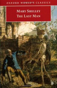 Books on Living Through an Epidemic - The Last Man by Mary Shelley