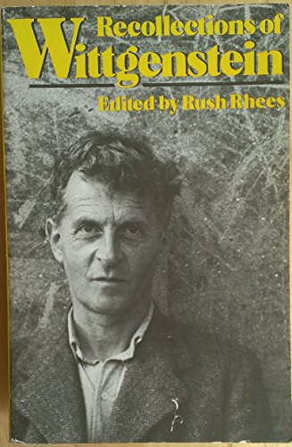 The best books on Wittgenstein - Recollections of Wittgenstein by (ed.) Rush Rhees
