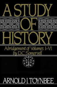 The best books on Global History - A Study of History by Arnold Toynbee