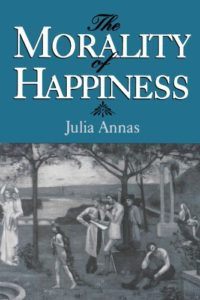 The best books on The Epicureans - The Morality of Happiness by Julia Annas