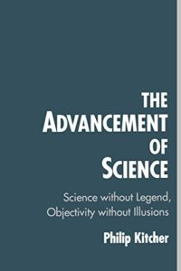 The Best Philosophy of Science Books - The Advancement of Science by Philip Kitcher