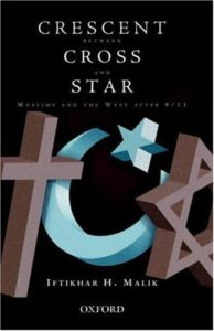 Crescent between Cross and Star by Iftikhar Malik