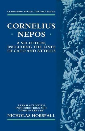 Atticus by Cornelius Nepos & Nicholas Horsfall